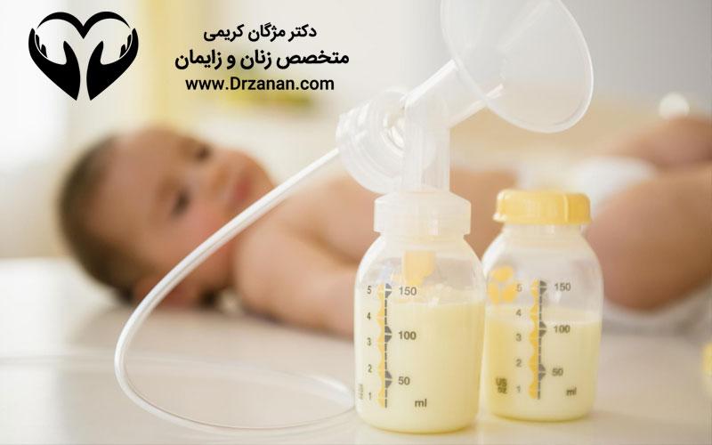 باورهای غلط در مورد شیردهی مادر