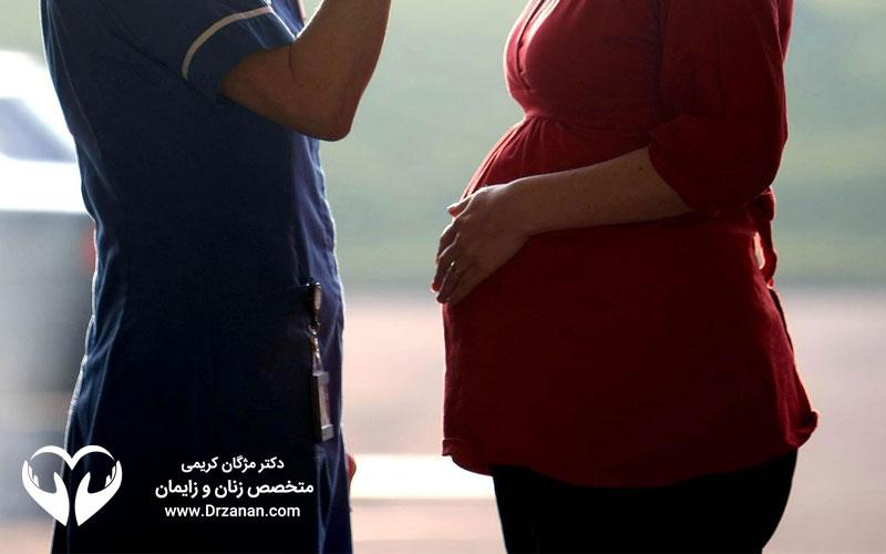 همه چیز درباره مراقبت های دوران حاملگی