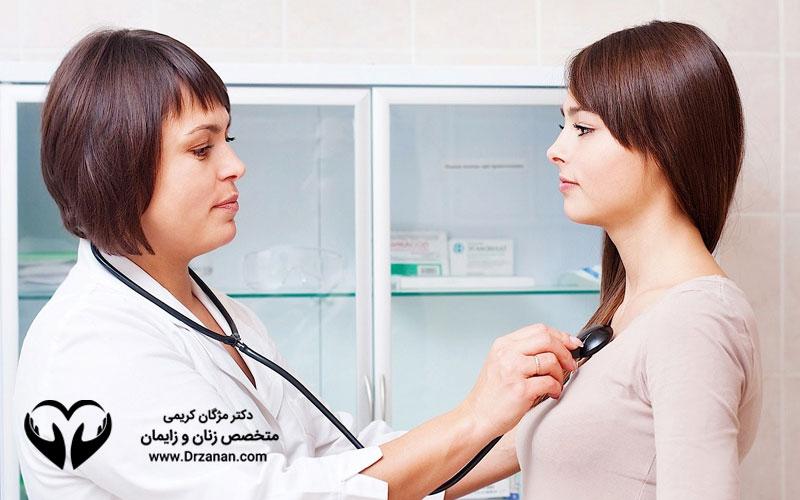 تغییرات طبیعی دستگاه های مختلف بدن مادر در طول حاملگی