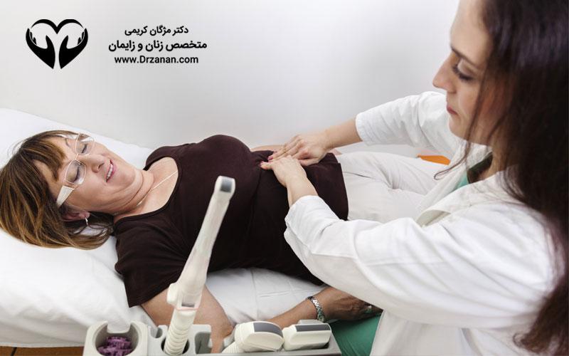دلایل خونریزی در سنین باروری و بعد از یائسگی