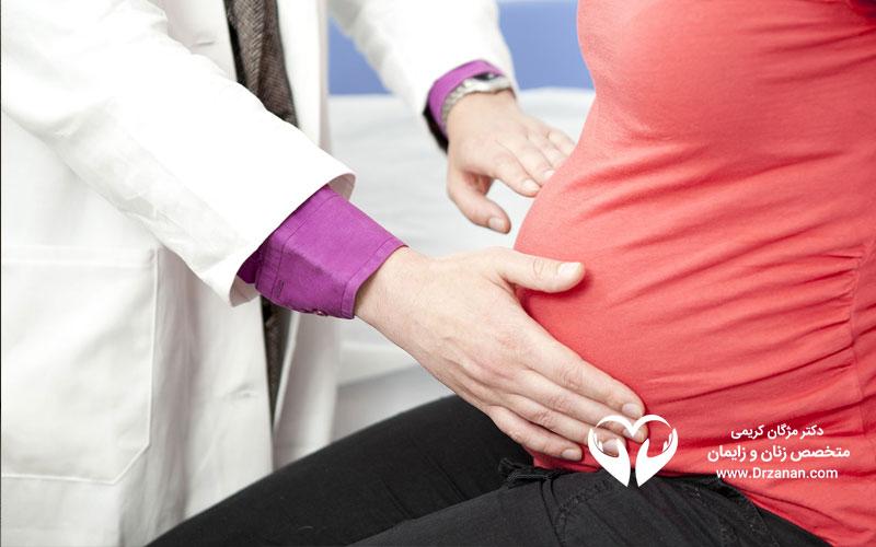 خطرات تابش اشعه یونیزاسیون در دوران بارداری